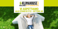 KLIMAHOUSE BOLZANO • 28-31 January 2016