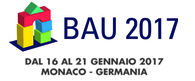BAU 2017 • January 16th–21st, 2017 • Munich