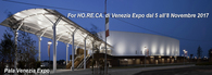 FOR HO.RE.CA. VENEZIA EXPO dal 5 al 8 Novembre 2017 a Mestre-Venezia (VE)