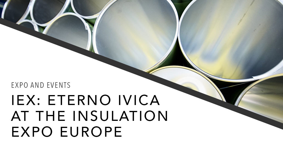 IEX Insulation Expo Europe 2018 - Cologne